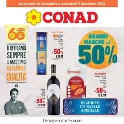 Offerte Iper Supermercati nella volantino di Conad a Alba ( Per altri 12 giorni )