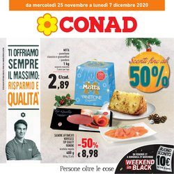 Catalogo Conad a Brescia ( 2  gg pubblicati )