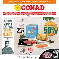 Catalogo Conad a Cinisello Balsamo ( 3  gg pubblicati )