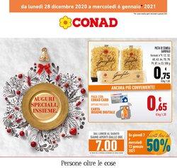 Catalogo Conad a Treviso ( Scaduto )