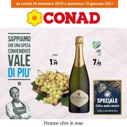 Catalogo Conad a Trento ( Scaduto )