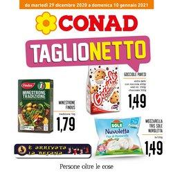 Offerte Iper Supermercati nella volantino di Conad a Ragusa ( Più di un mese )