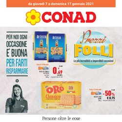 Catalogo Conad a Sarzana ( Scaduto )