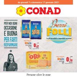 Catalogo Conad a Novara ( Scade domani )