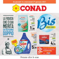 Catalogo Conad a Mantova ( Per altri 10 giorni )