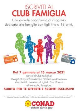 Catalogo Conad a Genova ( Più di un mese )
