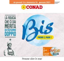 Offerte Iper Supermercati nella volantino di Conad a Padova ( Per altri 3 giorni )