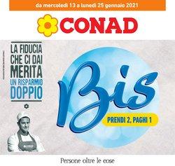 Offerte Iper Supermercati nella volantino di Conad a Parma ( Per altri 7 giorni )