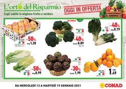 Offerte Iper Supermercati nella volantino di Conad a Desio ( Scade domani )