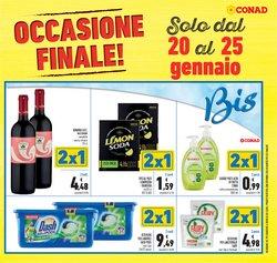 Offerte Iper Supermercati nella volantino di Conad a Brescia ( Per altri 5 giorni )