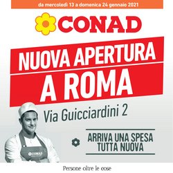 Catalogo Conad a Guidonia Montecelio ( Per altri 3 giorni )