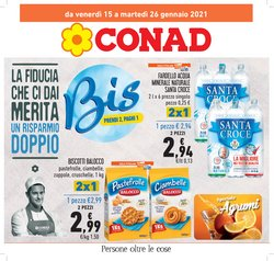 Catalogo Conad ( Scade oggi )