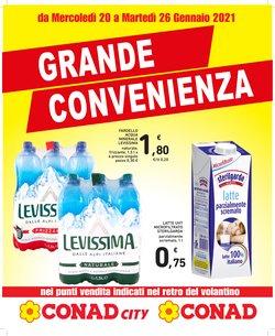 Offerte Iper Supermercati nella volantino di Conad a Senigallia ( Scade domani )