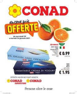 Catalogo Conad a Guidonia Montecelio ( 3  gg pubblicati )