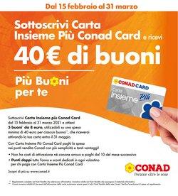 Catalogo Conad a Milano ( Per altri 23 giorni )