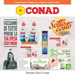 Offerte Iper Supermercati nella volantino di Conad a Cagliari ( Per altri 5 giorni )