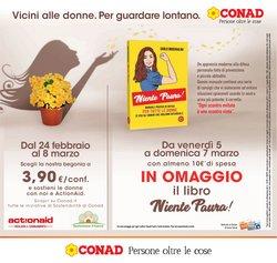 Catalogo Conad a Milano ( Scade oggi )
