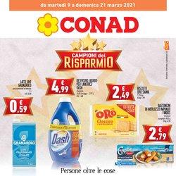 Offerte Iper Supermercati nella volantino di Conad a Verona ( Pubblicato ieri )