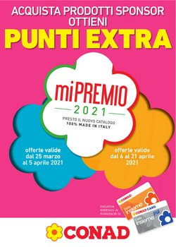 Catalogo Conad a Torino ( Per altri 2 giorni )