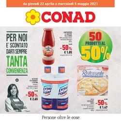 Catalogo Conad a Torino ( Pubblicato oggi )