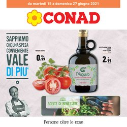 Offerte di Conad nella volantino di Conad ( Per altri 6 giorni)