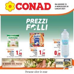 Offerte di Conad nella volantino di Conad ( Per altri 2 giorni)