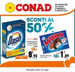 Offerte di Iper Supermercati nella volantino di Conad ( Per altri 7 giorni)