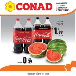 Offerte di Conad nella volantino di Conad ( Per altri 7 giorni)