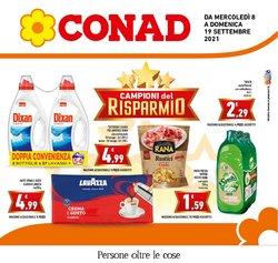 Offerte di profumo nella volantino di Conad ( Per altri 2 giorni)