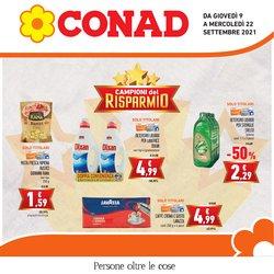 Offerte di Conad nella volantino di Conad ( Per altri 5 giorni)