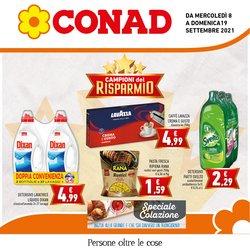 Offerte di Iper Supermercati nella volantino di Conad ( Per altri 2 giorni)