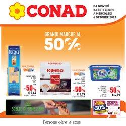 Offerte di Conad nella volantino di Conad ( Pubblicato ieri)