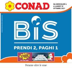 Offerte di Conad nella volantino di Conad ( Scade oggi)