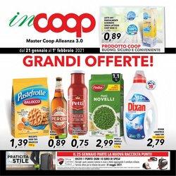 Offerte Iper Supermercati nella volantino di In Coop a Matera ( Per altri 6 giorni )