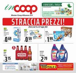 Offerte di Iper Supermercati nella volantino di In Coop ( Scade oggi)