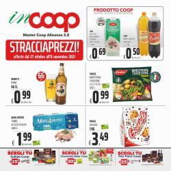 Offerte di Iper Supermercati nella volantino di In Coop ( Pubblicato ieri)