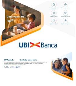 Offerte Banche e Assicurazioni nella volantino di UBI Banca a Mesagne ( Più di un mese )