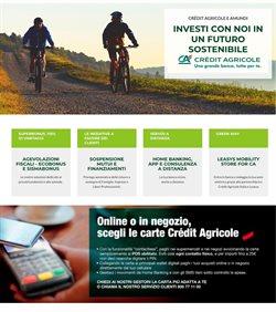 Offerte Banche e Assicurazioni nella volantino di Crédit Agricole a Nichelino ( Per altri 12 giorni )