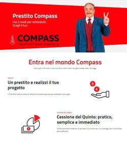 Offerte Banche e Assicurazioni nella volantino di Compass a Nichelino ( 3  gg pubblicati )
