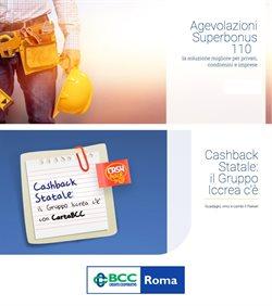 Offerte Banche e Assicurazioni nella volantino di BCC Roma a Paderno Dugnano ( Per altri 27 giorni )
