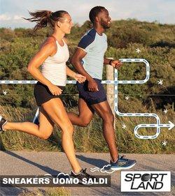 Offerte di Abbigliamento, Scarpe e Accessori nella volantino di Sportland ( Scade oggi)