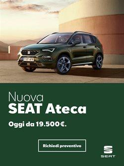 Offerte Auto, Moto e Ricambi nella volantino di SEAT a Torino ( Per altri 22 giorni )