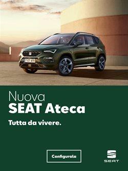 Offerte di Auto, Moto e Ricambi nella volantino di SEAT ( Per altri 8 giorni)