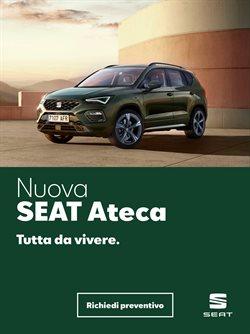 Offerte di Auto, Moto e Ricambi nella volantino di SEAT ( Per altri 9 giorni)