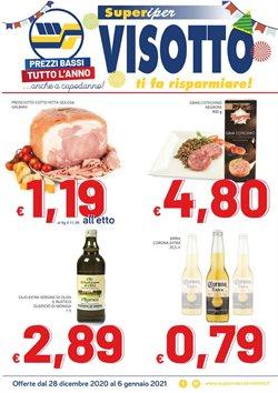 Catalogo Supermercati Visotto a Treviso ( Scaduto )