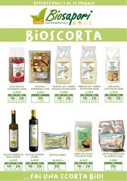 Offerte di Biosapori nella volantino di Biosapori ( Scaduto)