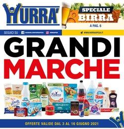 Offerte di Iper Supermercati nella volantino di Hurra' ( Scade oggi)