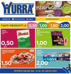 Offerte di Iper Supermercati nella volantino di Hurra' ( Per altri 4 giorni)