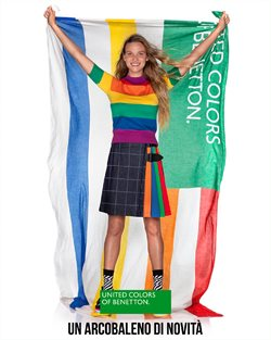 Catalogo United Colors Of Benetton a Civitavecchia ( Per altri 28 giorni )