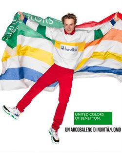 Catalogo United Colors Of Benetton a Civitavecchia ( Più di un mese )
